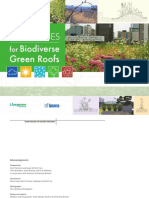 City of Toronto Guidelines for Biodiverse Green Roofs (2013)