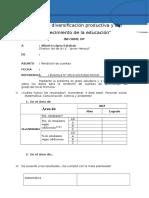 Ficha de Inventario