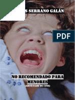 No Recomendado Para Menores - Carlos Serrano
