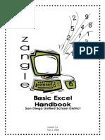 Excelbeg Handbook