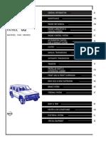 nissan patrol 60 series clutch manual transmission rh scribd com Protective Services Patrol Highway Patrol Logo