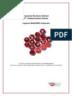 Layanan Telkomsel Web2SMS Corporate