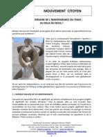 50ème ANNIVERSAIRE DE L'INDEPENDANCE DU TOGO