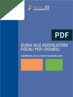 Agevolazioni2007