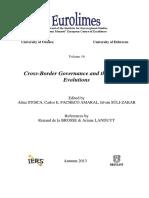 The Socio-economic Function of Borders E