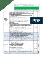 pypx 2015-2016 timeline