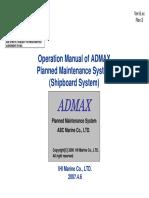 Pms (Sbs) Manual