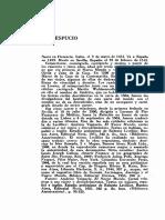 Cartas Vespucio
