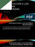 Tema 2 Introduccion a Los Sistemas de Microondas