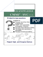 CMMI Sample Test Questions