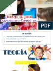 Terapia de Juego Cognoscitivo-Conductual Infantil