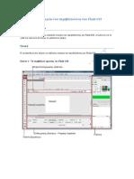 FlashCS3 - Τα υπόλοιπα στοιχεία του περιβάλλοντος του Flash CS3