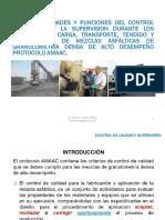 Pavimentos Tema 9 Responsabilidades Del Control y La Supervision