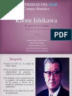 9. Kaoru Ishikawa