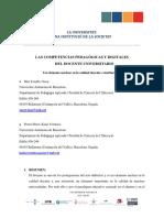 Las Competencias Pedagogicas y Digitales (1)