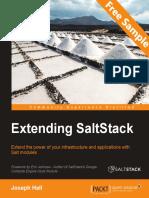 Extending SaltStack - Sample Chapter