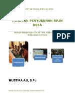 Panduan RPJMDes UU No 6 ( Rev 3)
