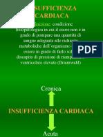 Slide Insufficienza Cardiaca