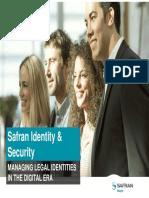 Managing Legal Identities in the Digital Era