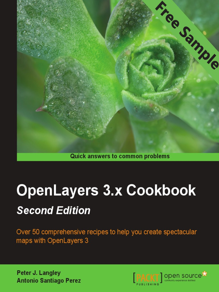 OpenLayers 3 x Cookbook - Second Edition - Sample Chapter