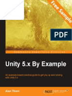Unity 5.x By Example - Sample Chapter