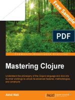 Mastering Clojure - Sample Chapter
