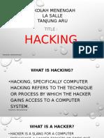 hacking ICT