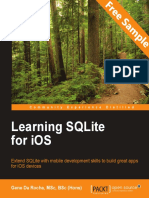 Learning SQLite for iOS - Sample Chapter