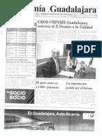 Periódico Economía de Guadalajara #17 Octubre 2008