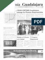 Periódico Economía de Guadalajara #18 Noviembre 2008