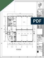 Elcot Data Center First Floor Plan