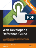 Web Developer's Reference Guide - Sample Chapter