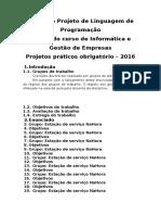 Projetos Práticos
