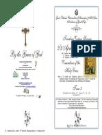 2016-2-3 April - Vespers-44ap-7 Triodion - 3 Lent-holy Cross
