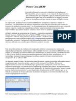Software ERP Para Pymes Con A3ERP