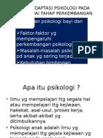 PROSES ADAPTASI PSIKOLOGI PADA ANAK SESUAI TAHAP PERKEMBANGAN.pptx