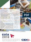 Cómo elegir destino para realizar un curso de idiomas en el extranjero