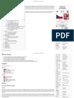 Checoslovaquia - Wikipedia, La Enciclopedia Libre