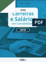 eBook Carreiras e Salarios 2016