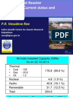 INdian fast reactor program