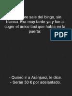 Taxi a Aranjuez