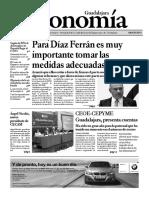 Periódico Economía de Guadalajara #26 Julio 2009