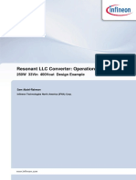 Application_Note_Resonant LLC Converter Operation and Design_Infineon