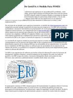 Barna, Programas De Gestión A Medida Para PYMES