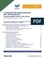 Fascicolo Info Auto