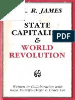 C.L.R. James, Raya Dunayevskaya, Grace Lee Boggs, Paul Buhle, Martin Glaberman-State Capitalism & World Revolution-Charles H. Kerr (1986)