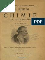 Istrati Curs Elementar de Chimie