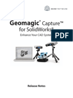 CaptureForSolidworks ReleaseNote v2015.0.0
