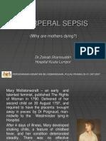 Puerperal Sepsis