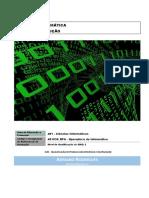Manual - Informática - evolução